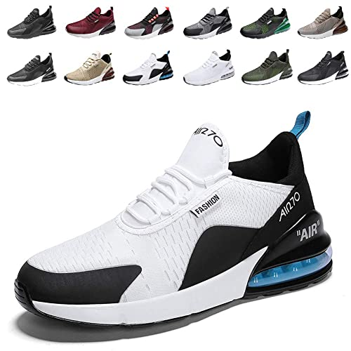 populalar Laufschuhe Herren Damen Turnschuhe Sportschuhe Straßenlaufschuhe Sneaker Atmungsaktiv Trainer für Running Fitness Gym Outdoor Leichte