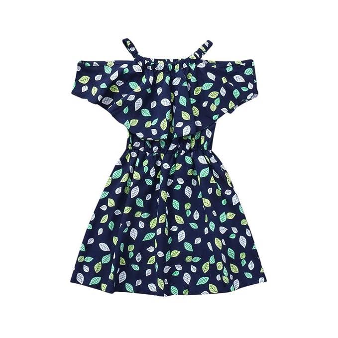 be2028a5eea79e 幸運な太陽 子供服 キッズ ベビー ガールズ ドレス ストライプ ノースリーブ ワンピース お嬢様 上品 フォーマル 無地