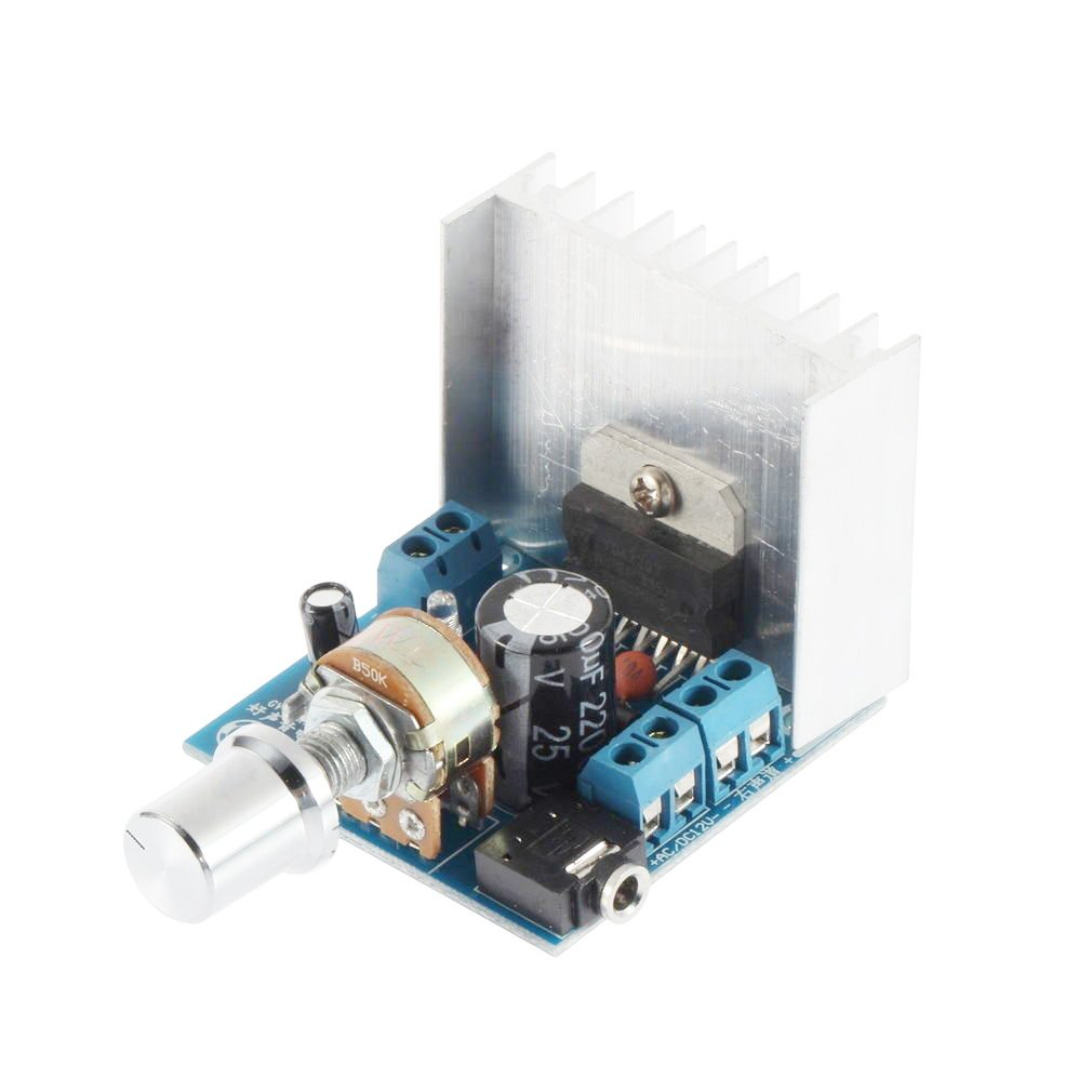 Amazon Hiletgo 2 Tda7297 Ac Dc 12v 215w 20w Audio Amplifier Circuit Using Tda1552q