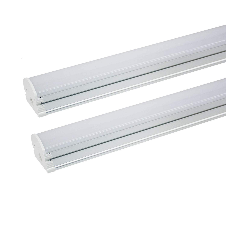 Linkable Led Shop Light: 45W Linkable LED Wraparound Light 4FT,LED Shop Light For