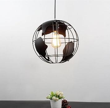 Arañas creativas,Lámparas de techo personalidad industria ...