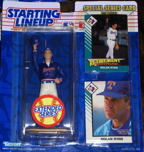 Nolan Ryan 1993 Starting Lineup Extended Series (Retire)