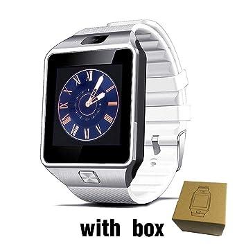 Oyznsb Reloj Bluetooth Relojes Inteligentes Smartwatch para ...