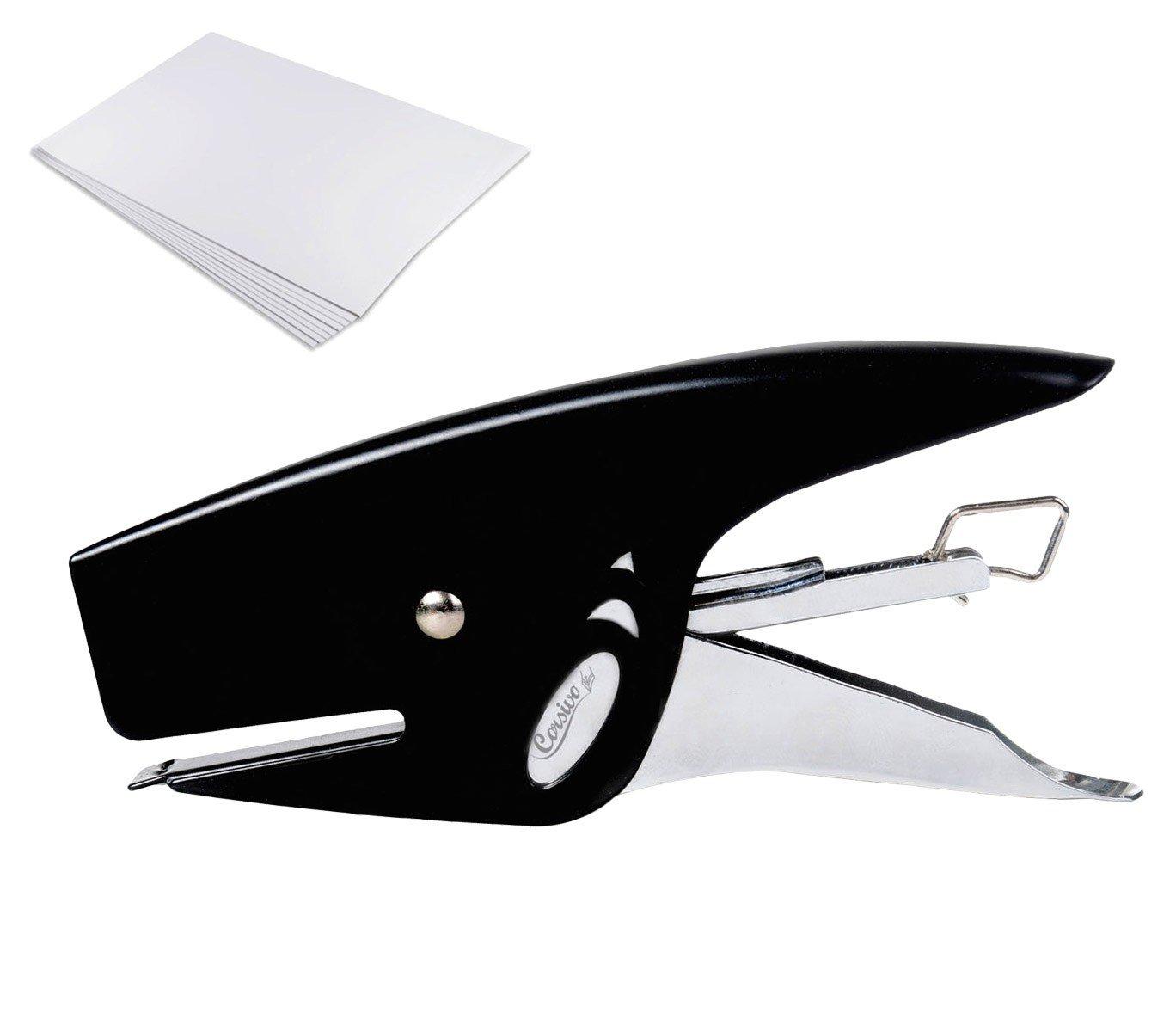 725250 Spillatrice o cucitrice a pinza adatta per punti universali 6 mm. MEDIA WAVE store ®