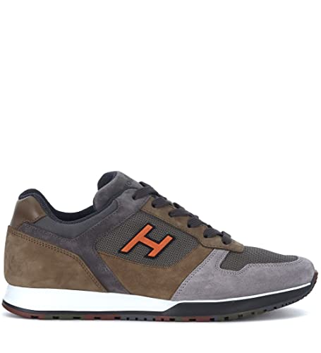 Hogan Sneaker H321 ALLACC. Grigio - 8œ  Amazon.fr  Chaussures et Sacs f14a1d5a4fd9