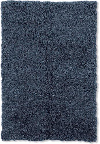 New Flokati Rug Denim Blue/3
