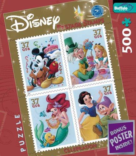 Buffalo Games Disney Stamp: Celebration