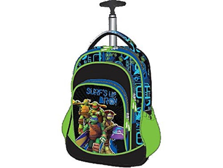 Bolsa Backpack Trolley tortuga ninja/Turtles: Amazon.es ...