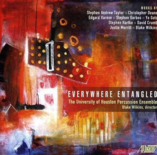 Everywhere Entangled - Ensemble Percussion University