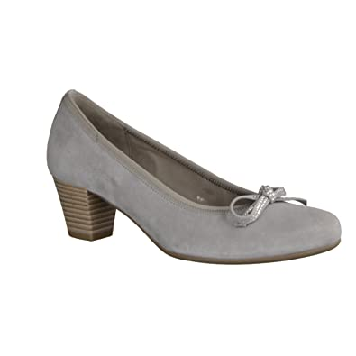 Gabor Stainby Womens Ballerine Bow Escarpins Amazon Fr Chaussures