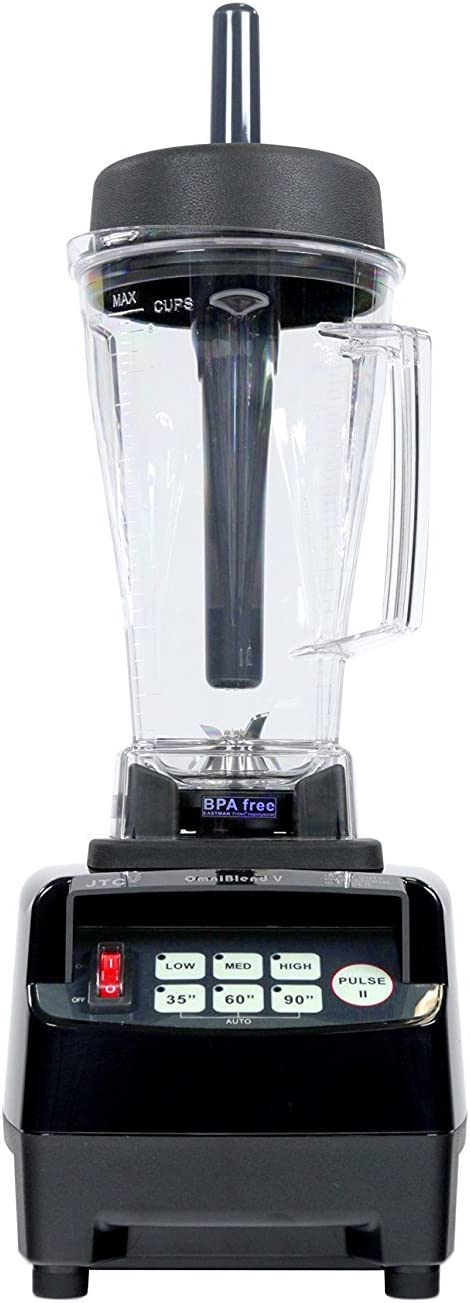 Batidora Licuadora Pro omniblend 5onyxtm 2litros sin BPA–Nueva Generación–Garantía 7años