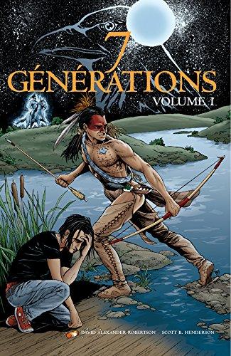 7 Générations : Pierre (Volume 1): Bandes dessinées - autochtone (French Edition)