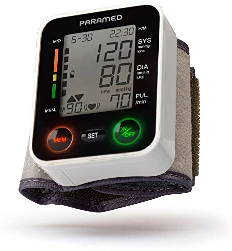 Amazon.com: Monitor automático de presión arterial de la ...