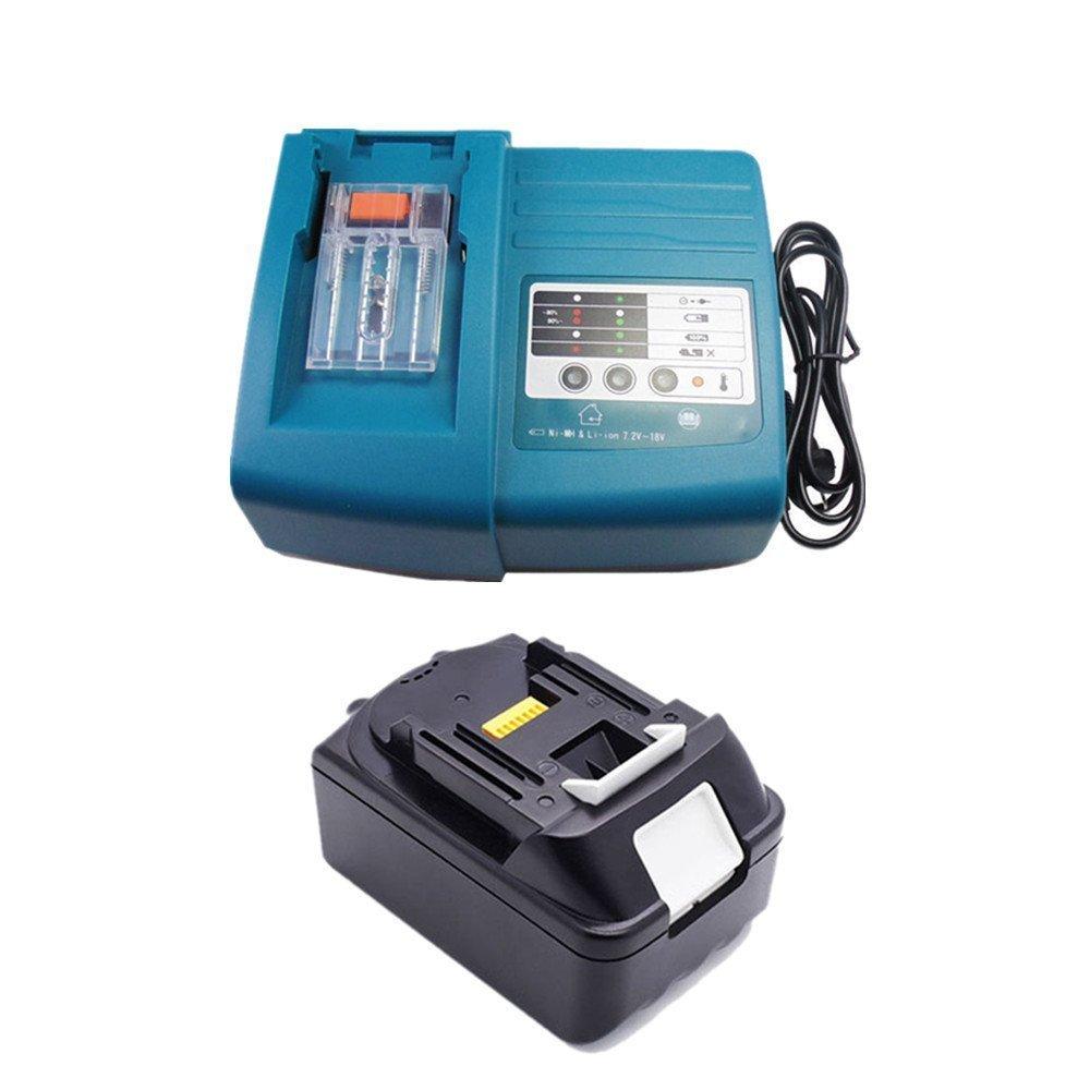 ITW asador Bater/ía cargador 035460 cargador para bater/ía 3439510354605
