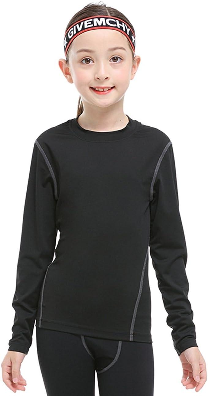 Amazon.com: TOURME - Camiseta de compresión para niños ...