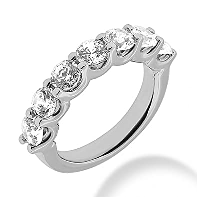 1.40ct Brilliant Oval Shape Silver Stainless Steel Mens Ring