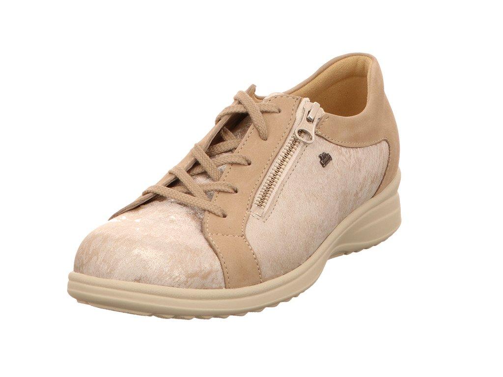 Finn Comfort B072R6GRV7 Femme 2231901761, 19878 Chaussures de Ville à Lacets Pour Femme Beige 5793363 - reprogrammed.space