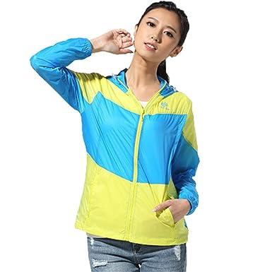 Wujunh Peau Vêtements Coupe Vent Sports Pêche De Été Costume Veste rOqwdfrAx