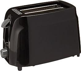 Black & Decker TR-200BD Tostador, color Negro