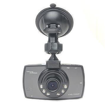 Cámara DVR HD 1080P para salpicadero de coche, grabadora de vídeo CAM 170 gran angular
