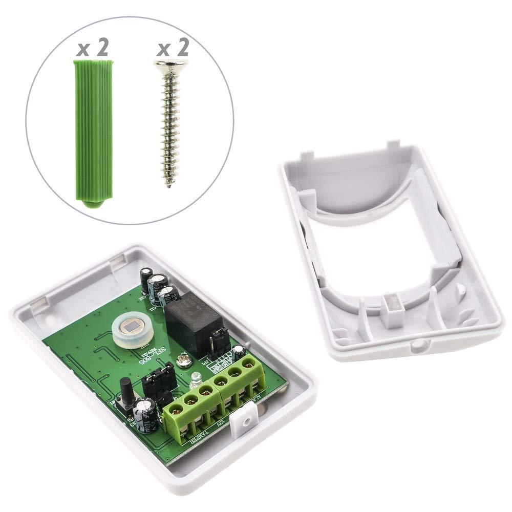 Detector volum/étrico cableado para Alarma BeMatik