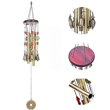 Windspiel Garten Windspiel Für Draußen Windglocken Bronze