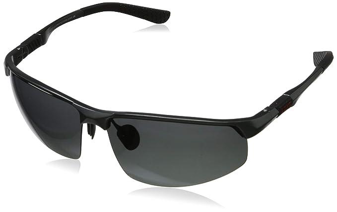 LZXC Gafas De Sol Polarizadas Deportivas Gafas De Hombre Conduciendo Fuentes Al Aire Libre Bisagra De