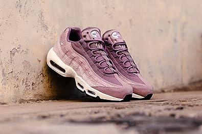 Nike Air Max 95 Premium 807443 502 Purple Smokesummit