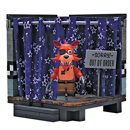McFarlane Toys Five at Freddy's Pirate Cove Classic Series  Small Construction Set