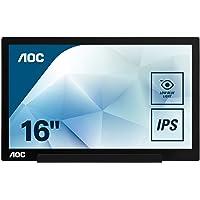 Deals on AOC I1601FWUX 15.6-inch USB-C Powered Portable Monitor
