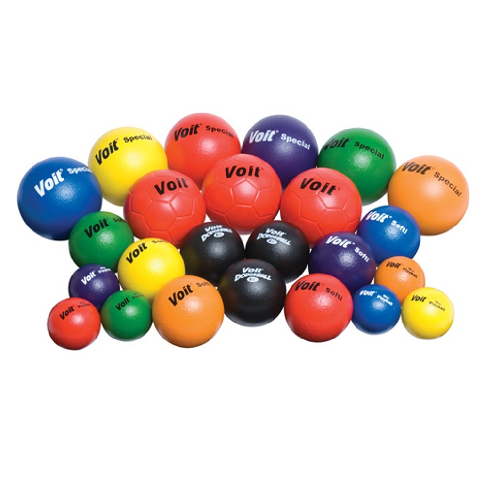 Voit Tuff Foam Ball Package Set B000MQTZNU