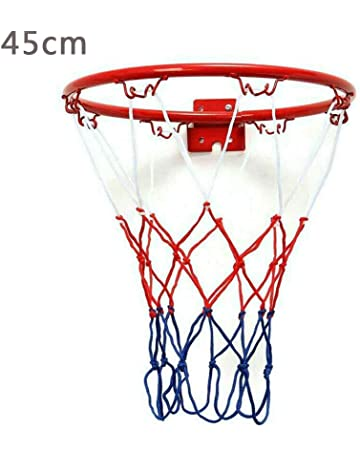 Team Attack Basketball Ring Net /& Backboard Set