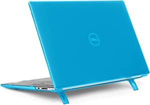 """mCover Hard Shell CASE for New 2020 15.6"""" Dell XPS 15 9500 / Precision 5550 Series Laptop Computer (Aqua)"""