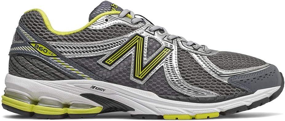 New Balance ML 860, Zapatillas de Deporte para Hombre, Gris (Gris), 45 EU: Amazon.es: Zapatos y complementos