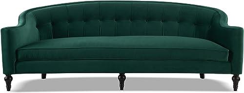 Editors' Choice: Jennifer Taylor Home Stewart Curved Back Sofa