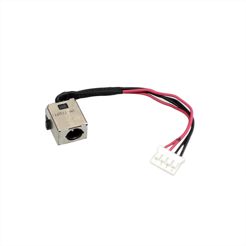 GinTai New Acer Aspire ES1-523 ES1-533 ES1-572 ES1-732 Laptop Dc Jack Cable NE1471-CA