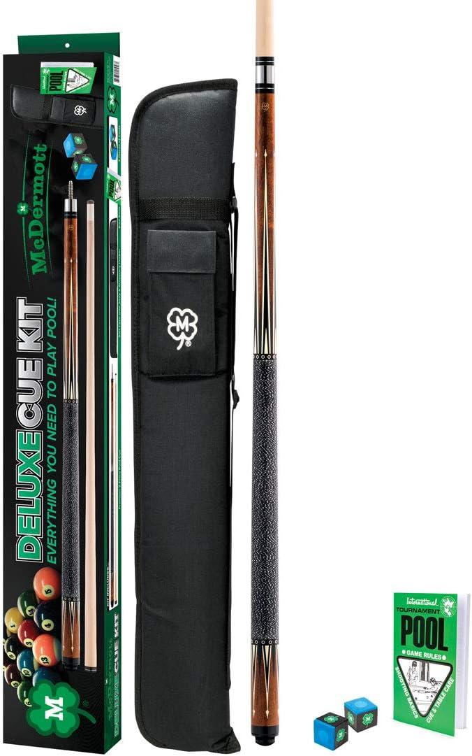 McDermott Classic Pool Cue Kit