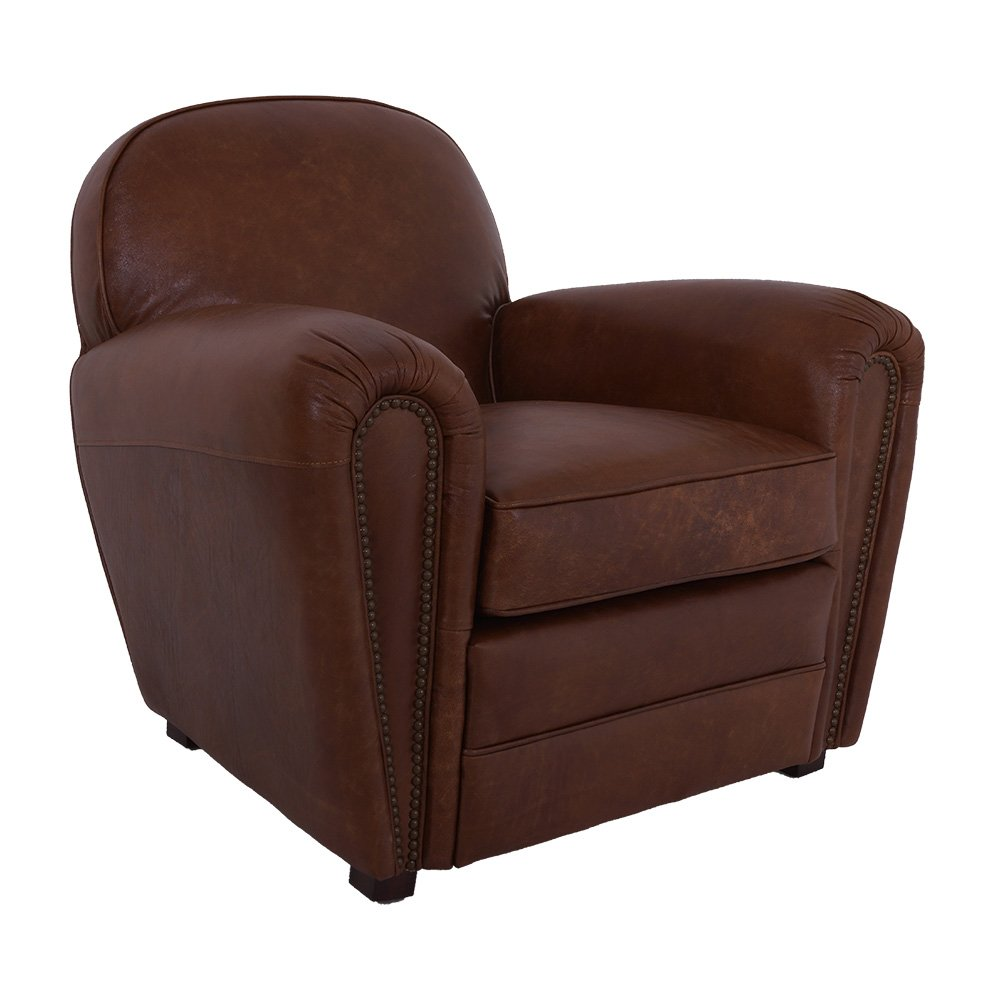 clubsessel calais leder whisky brown ledersessel g nstig. Black Bedroom Furniture Sets. Home Design Ideas