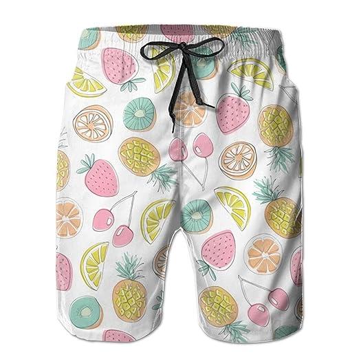 Amazon.com: Doppyee Fruit Patterns Printing Mens Yoga Board ...