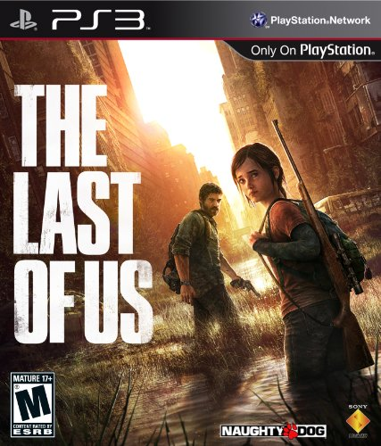 The Last of Us - PlayStation 3 (Best Zombie Games For Ps3)