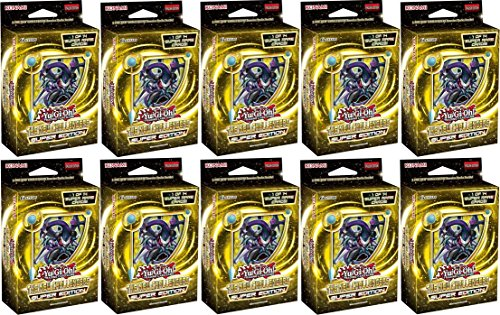 Display Edition Special (Yugioh New Challengers SE Special Super Edition TCG Cards Booster Box - 30 packs + 10 Super Rares!!)