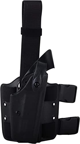 Safariland 6004 Black Colt 1911 SLS Hood Tactical Gun Holster