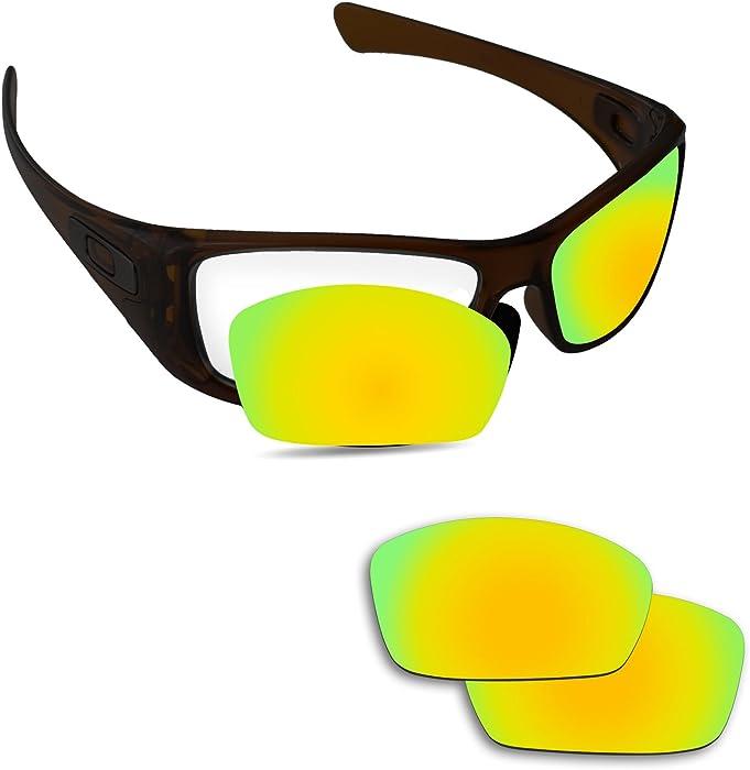 e8505163ddf Fiskr Anti-saltwater Replacement Lenses for Oakley Hijinx Sunglasses -  Various Colors