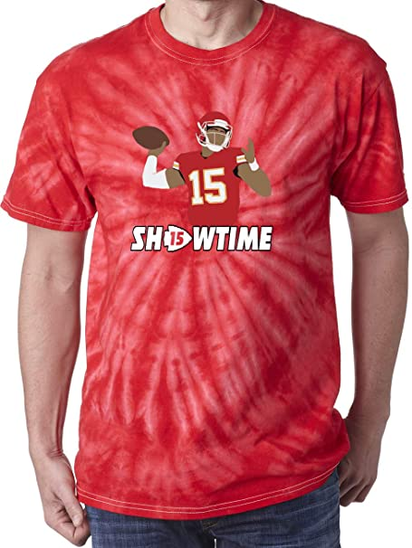 Patrick Mahomes MVP Kansas City Chiefs Showtime Girls Boys Toddler T-shirt
