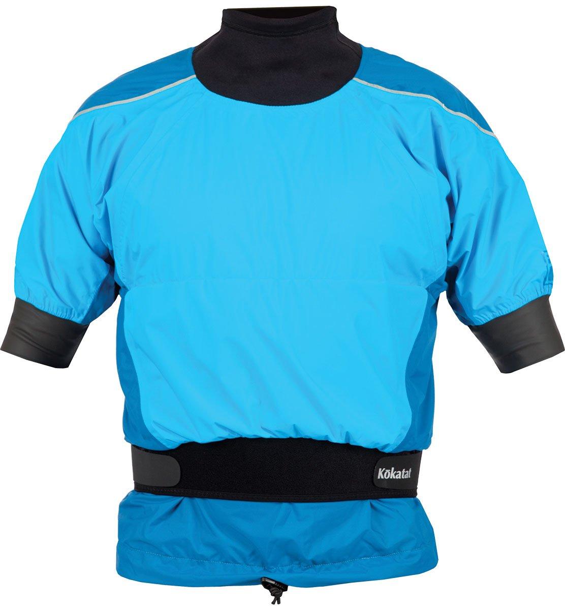 Kokatat Hydrus Blast Paddlingジャケット Large ブルー(Electric Blue) B079BCT6FL