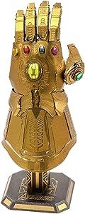 Fascinations Metal Earth Marvel Avengers Infinity Gauntlet 3D Metal Model Kit