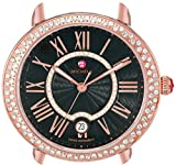 MICHELE Women's Swiss Quartz Stainless Steel Watch, Color:Rose Gold-Toned (Model: MW21B01B4993)