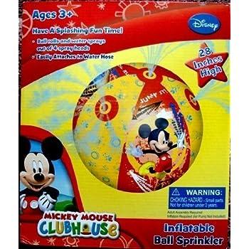 Amazon.com: Disney Mickey Mouse Clubhouse, Giant Ball