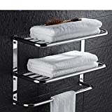 Towel bar/hotel towel rack/towel shelf /the shelf in the bathroom-C