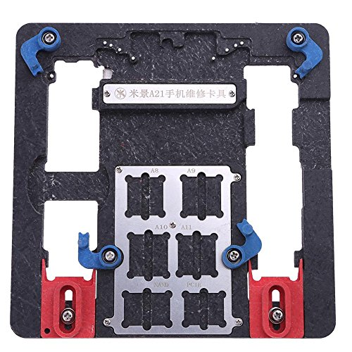 Widewing A21 Motherboard Clamps PCB Fixture Holder Fix Repair Mold Tool for iPhone